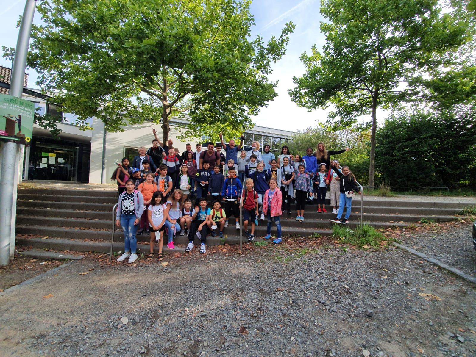 Kinderferientag 2020 – Ein Tag mit 40 Kindern im Phantasialand!